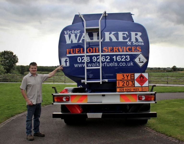 Victor Walker Fuels Oil Delivery