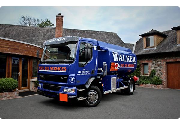 Victor Walker Fuels Lorry
